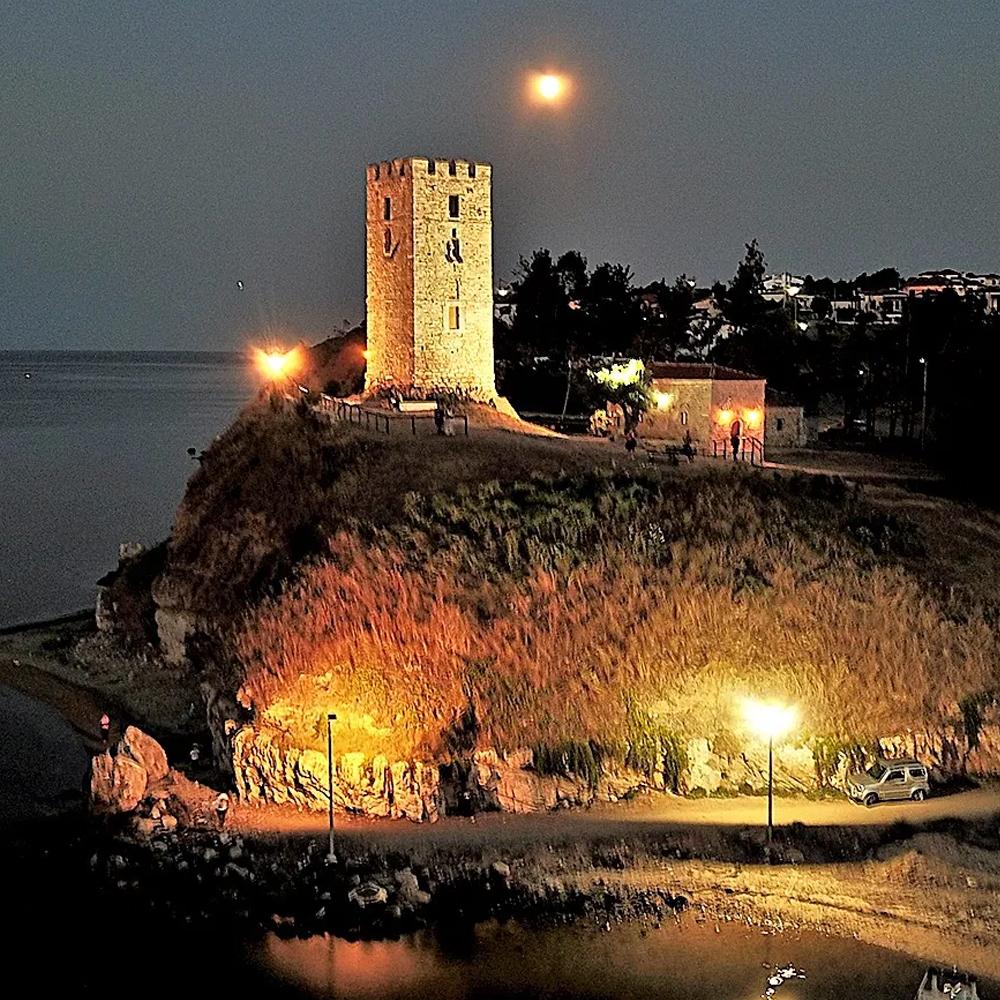 , Tower of N.Fokea