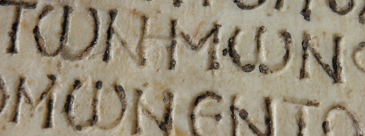 , First Greek words
