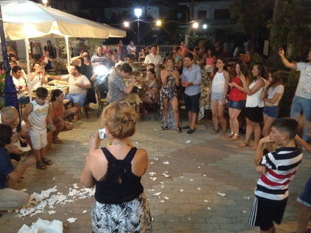 , Greek Night!